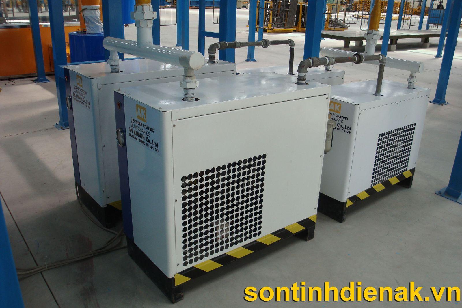 Máy sấy khí ( Air Dryer )