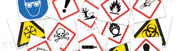 Các tiêu chí an toàn khi sử dụng hóa chất