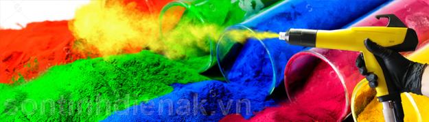 Phương pháp phủ sơn tĩnh điện tốt cho sản phẩm